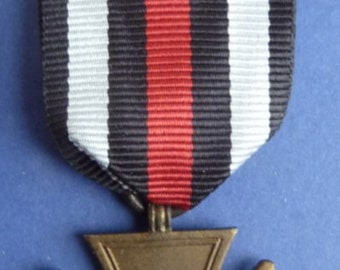Original German Medal of the 1914-18  War. The Cross of Honour. Also Known As The Hindenburg Cross