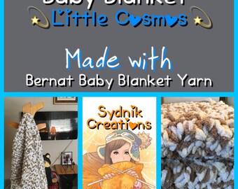 Cozy Soft Baby Blanket(Bernat Baby Blanket Yarn)