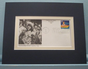 The Beatles Come to Town and the First day Cover for the Beatles Yellow Submarine stamp