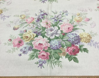 Gorgeous Shabby Chic Upholstery/Drapery Fabric!