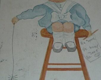 Sitting Stool Etsy