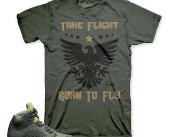 Jordan 5 Take Flight Born To fly Shirt