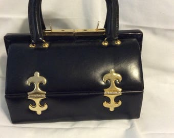 Vintage Tano top handle bag