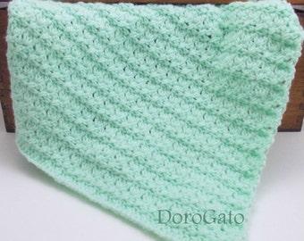 Crochet Baby Blanket pattern, Tutorial crochet blanket, beginner baby pattern, newborn blanket, baby pattern, Instant Download /4002/