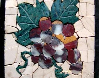 Mosaic Patterns- Prehistoric Uva