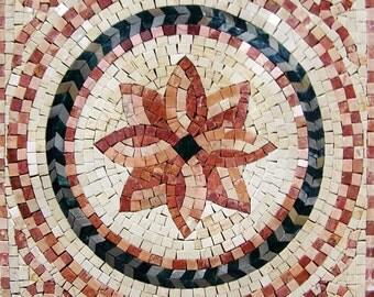 Marble Mosaic Patterns