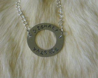 Custom Mothers Day Necklace