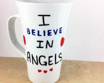 Coffee cup, Coffee lover gift, Latte mugs, Coffee Gift, Coffee Mugs, Custom Mug, Specialty mugs, Latte Mug, inspirational mug, gift for mom