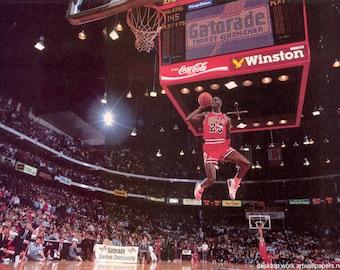 Michael Jordan Poster - FREE shipping