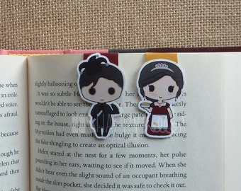 Magnetic Bookmarks • A Change of Heart