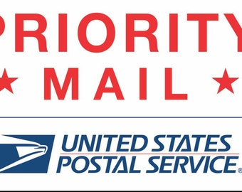 Priorty Mail upgrade