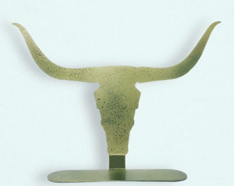 "12"" wide Texas LONGHORN Decor"