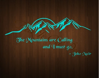 The Mountains are Calling EDE00150