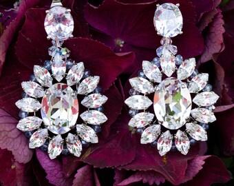 "Earrings ""Ravish"" MADE with SWAROVSKI® ELEMENTS"
