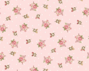 Peaceful Garden Fabric Henry Glass-8696