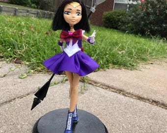 Sailor Saturn Monster High Doll