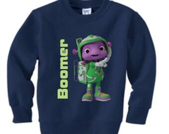 Floogals Boomer Custom Sweatshirt