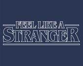 Grateful Dead Feel Like a Stranger (Things) White   Men's