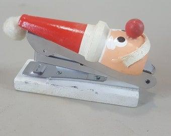 Kurt Adler vintage Santa stapler