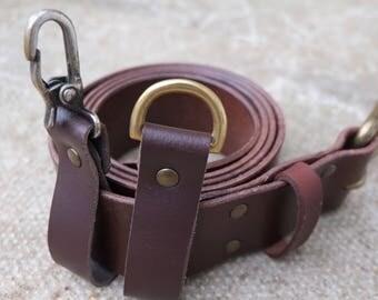 Bushcraft/Woodland equipment belt