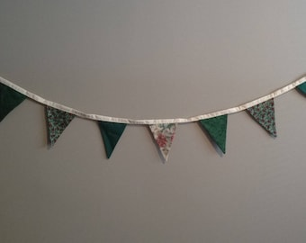 Bunting Flag Banner - Under the Arbor