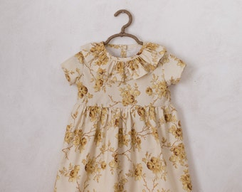 Honey Floral Tilly Dress