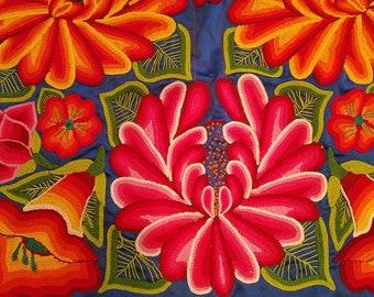 Authentic Tehuana Huipil LARGE
