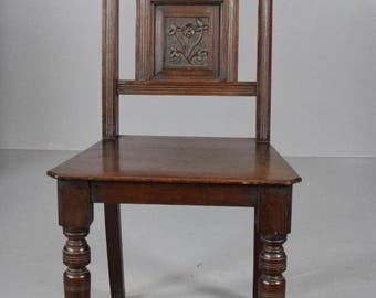 Oak Hall Chair