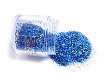 Glow in the Dark Glitter - Midnight Blue by GLO TATTS