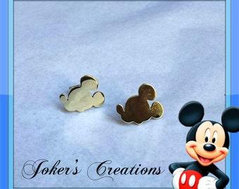 Mickey mouse - earrings - disney - disney jewels - disney earrings -  - walt disney  - walt disney jewels
