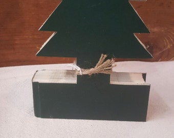 Christmas Tree ~ Book Cutout!!