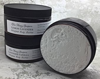 Whipped Shea Butter, Shea Butter, Scented Body Butter, Whipped Body Butter, Gift for her, Mother's Day Gift