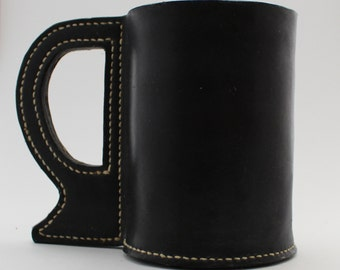 Leather Mug/Jack - Shipping Included