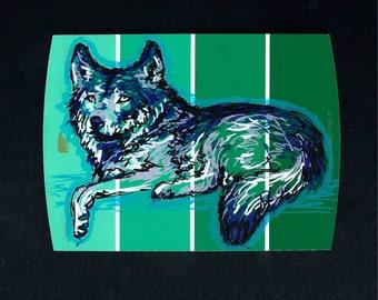 Emerald Wolf