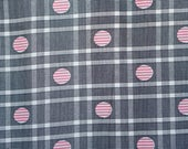 Vintage 50's fabric b...