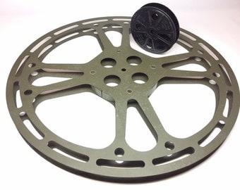 vintage film reels