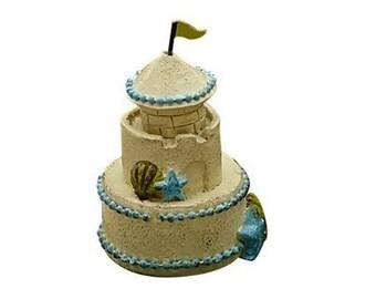 Fairy Garden  - Sand Castle - Miniature