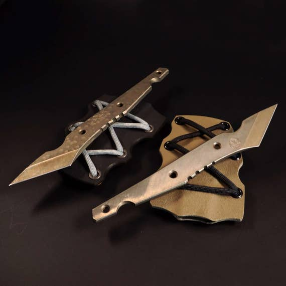 Knife Spike Kiridashi / tactical, everyday carry, cutlery, blade, gift for him
