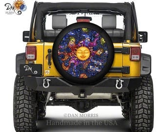 Jeep Spare Tire Cover Etsy