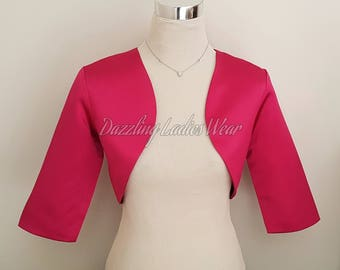 Ladies Bolero Jackets Shawls Shrugs Stoles by dazzlingladieswear