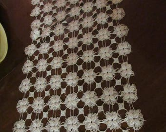 ANTIQUE FRENCH DOILY