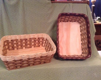 Hand Woven Basket For Organizing Every Thing and Any Thing Anywhere.
