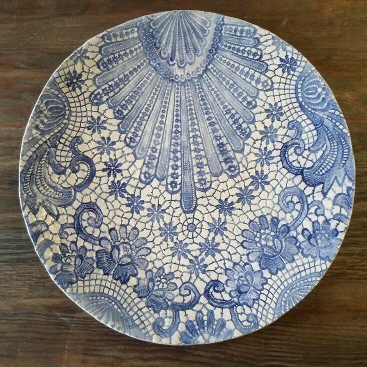 Moderne keramiek keramische decoratieve platen muur - Decoratieve platen ...