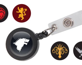 Game of Thrones ID Badge Reel