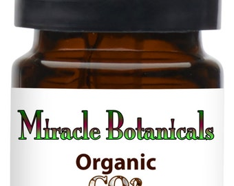 Miracle Botanicals CO2 Extracted Coconut Essential Oil - 100% Pure Cocos Nucifera - Therapeutic Grade....Free US Shipping