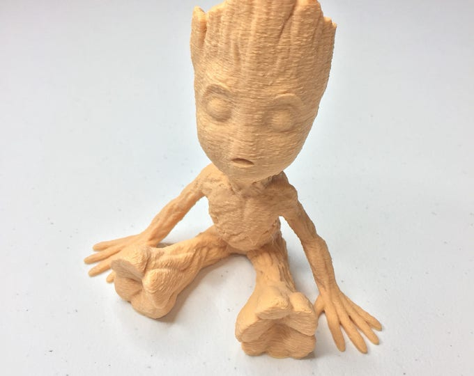 Baby Groot Figure | Marvel Guardians of the Galaxy Style