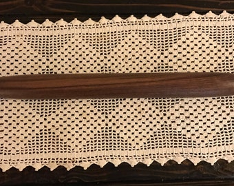 French Rolling Pin- Walnut