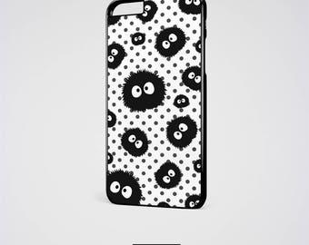 Soot Sprite iPhone 6S Case Spirited Away iPhone 6 Case My Neighboor Totoro iPhone Case Studio Ghibli iPhone 7 Plus Case Anime S8 Plus Case