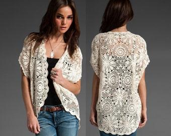 crochet jacket pattern,detailed tutorial,crochet bolero pattern,crochet vest pattern,crochet plus size vest,crochet boho jacket pattern