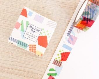 Cute washi tape - patterns | Cute Stationery